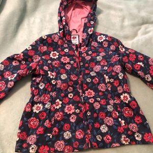 Gymboree Girls Raincoat